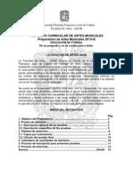 Instructivo de Admisiones Preparatorio Musica 2013-3