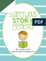 Stupendous Story Elements