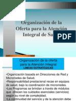 Organizacion Oferta Servicios