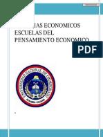 Sisitemas y escuelas económicas