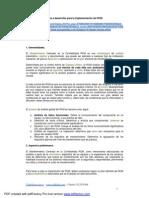 RCM Principios básicos a desarrollar para su implementación