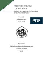 Pengaruh Murottal Quran