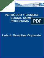 Petróleo y cambio social
