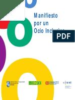 Manifiesto Ocio Inclusivo