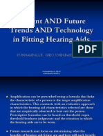 Future trends In Hearing Aids