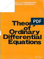 Coddington E. , Levinson N. - Theory of ordinary differential equations.pdf