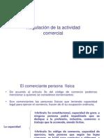 Regulacion Comercial La Empresa y Sus Elementos Clasif Sociedades3aparte