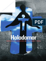 The Holodomor the Ukrainian Genocide