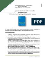 Manual Estilo AP