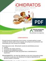 Presentacion Carbohidratos, Vitaminas y Minerales