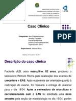 Caso clínico análises clínicas ppt