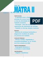 Antero Martins. Flexibilizacao