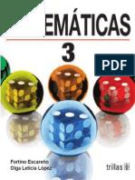 Libro-3ro-Matemáticas