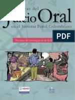 129.- Tecnicas Del Juicio Oral en El Sistema Penal Colombiano - Tecnicas de Investigacion de La D