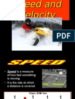 2.1Speed and Velocity