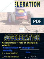 2.1C Acceleration