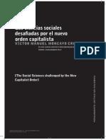 Las Ciencias Sociales Desafiadas Por El Nuevo Orden Capitalista