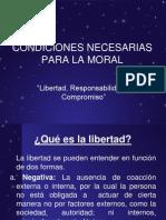 2. Condiciones Necesarias Moral
