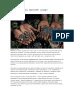 Coltán, electrónica, explotación y sangre