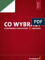 """PL Broszura """"Kampania"""" - kampania reklamowa """"Doskonałe połączenie"""""""