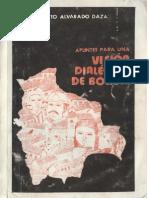 Alvarado Daza Part 1