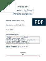 Informe i - Lab.fisica II