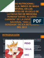 Estado Nutricional Leo