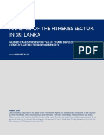 mR 100 - Analysis of the Fisheries Sector in Sri Lanka