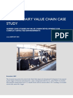 mR 95 - Kosovo Dairy Value Chain Case Study
