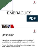 EMBRAGUES UNIDAD N°2