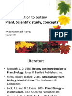 1 Lectr_botany_1 Concepts of Botany an Introducton to Plant Biology