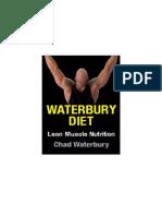 Waterbury Diet