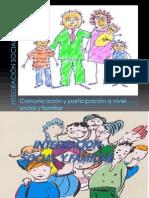Integración social y familiar