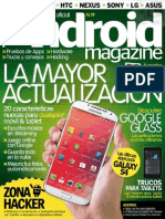 Android Magazine Julio 2013 ByeLMuer12