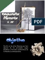 4_M_VANGUARDIAS LITERARIAS_Prof. Yadia Cerda León