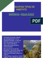 Habitats Aquaticos