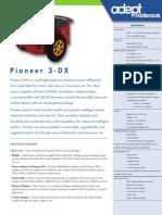 Pioneer3DX P3DX RevA 6