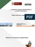 20060318-UTP DISEÑO  Y ESTRUCTURA ORGANIZACIONAL