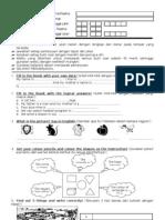 Tes Potensi Akademik Khusus SMPN 1 SUMOBITO 2009