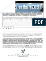 Nest Realty Group Mid-Year 2009 Market Report