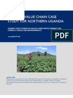mR 91 - Cotton Value Chain Case Study for Northern Uganda