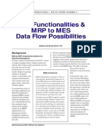 Mesmrp Data Flow