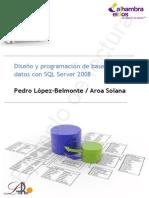 Diseño SQL Server 2008 (ejemplo)
