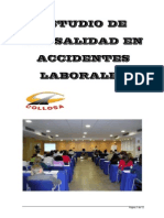 Estudio de Causalidad en Accidentes Laborales