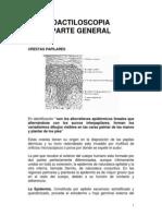 Dactiloscopia Parte General