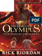 Heroes Of Olympus The House of Hades PDF Free Download