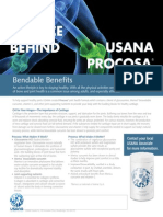 Science Behind Usana Procosa