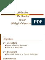 Bioburden Control