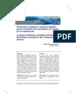 Fuentes Navarro (2007) Mediaciones académicas e interfaces digitales para la circulación del conocimiento en ciencias de la Comunicaicón.5614