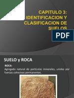 Capitulo 3 Identificacion y Clasificacion de Suelos